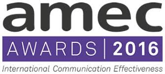 Amec Awards 2016